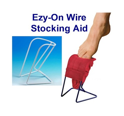 Wire Stocking Aid
