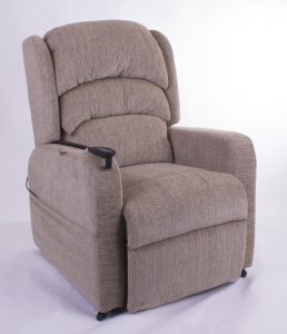 Pride Camberley riser recliner chair