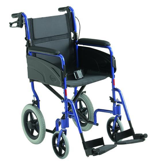 Invacare AluLite wheelchair
