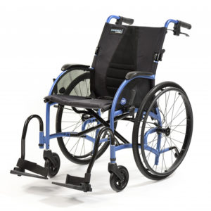 TGA Strongback self-propel wheelchair