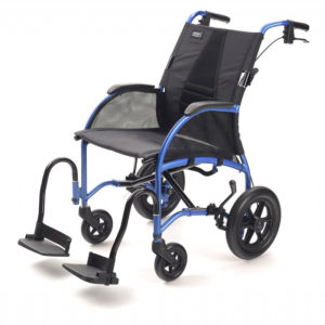 TGA Strongback transit wheelchair