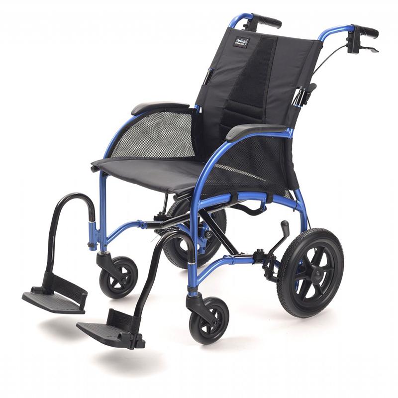 TGA Strongback transit wheelchair
